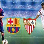 Barcelona vs Sevilla LIVE STREAMING