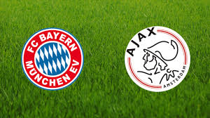 Bayern Munich Vs Ajax Live Stream September 02 2018 Kick Off 19:00 GMT