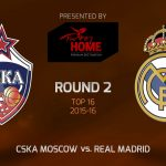 CSKA MOSCOW VS REAL MADRID CHAMPIONS LEAGUE LIVE STREAMING