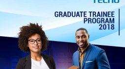 Register For the Tecno Mobile Graduate Trainee Program in Uganda