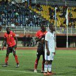 Lesotho 0-2 Uganda
