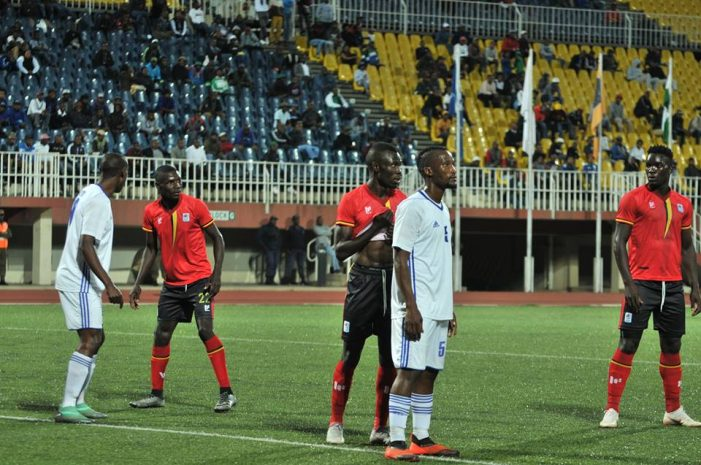 AFCON: Uganda Cranes beat Lesotho to increase gap on top in Group L