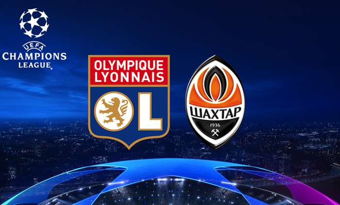 Olympique Lyonnais Vs Shaktar Donetsk Live Stream October 02 2018 Kick Off 19:00 GMT