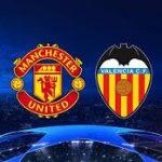 Manchester United Vs Valencia Champions League Live Streaming