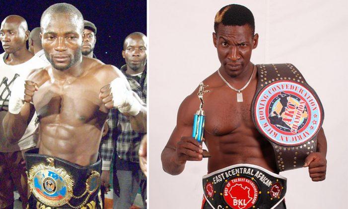 Golola Moses returns in the ring tonight with Thailand-based Ugandan fighter Umar Semata