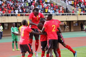 Uganda 3-0 Lesotho
