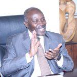Prof-Eli-Katunguka-Rwakishaya Kyambogo University Vice Chancellor on ways of developing Kyambogo University