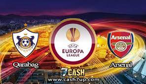 Qarabag FK Vs Arsenal Live Stream October 04 2018 Kick Off 16:55 GMT