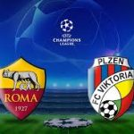 Roma Vs Victoria Plzen LIVE STREAMING