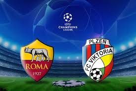 As Roma Vs Viktoria Plzen Live Stream October 02 2018 Kick Off 19:00 GMT