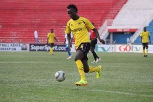 Shafik Batambuze signs Gor Mahia
