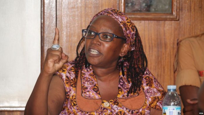 Makerere Issues New Summons to Stella Nyanzi for Insulting Janet Museveni
