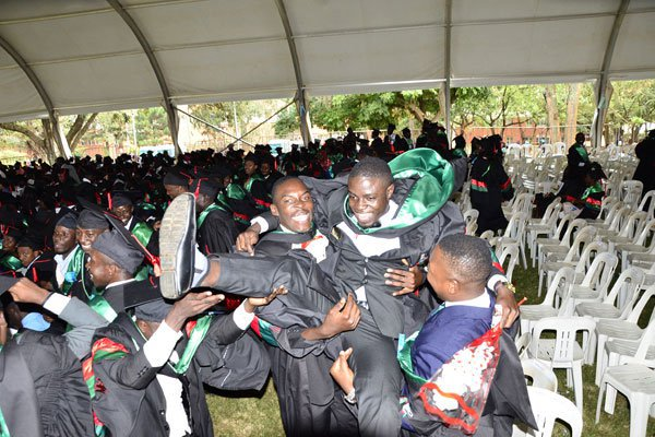 PICTORIAL: Kisubi University(UniK) Holds 3rd Graduation Ceremony