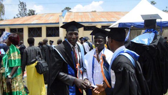 NCHE Delays Graduation of 500 Students of Muteesa I Royal University