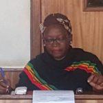 Dr Stella Nyanzi in Luzira Prison