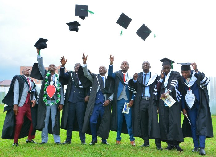 Mbarara University of Science and Technology Passes Out  964 at 25th Graduation Ceremony