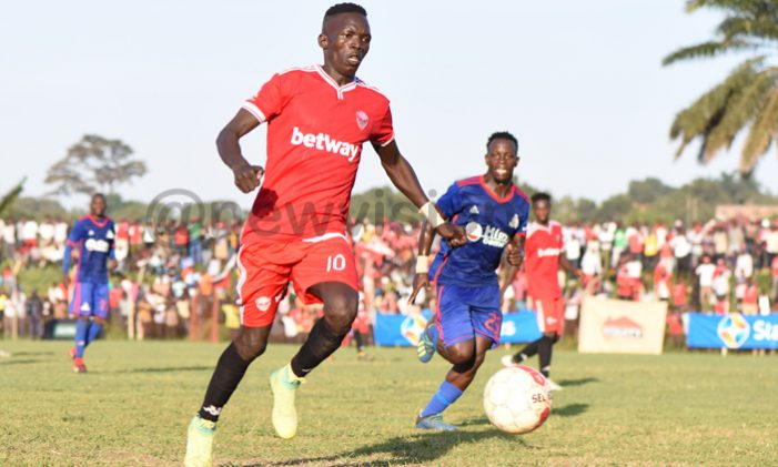 Express FC holds Vipers Sports Club in Uganda Premier League