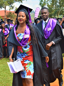 Over 368 to graduate at UCU Mbale University College