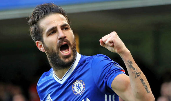 AC Milan interested in signing Cesc Fabregas from Chelsea