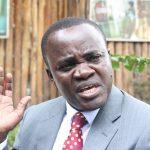 Chairman Dr Deus Kamunyu