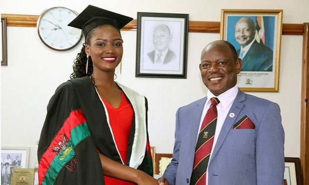 Miss Uganda in Trouble: Makerere Student wants Abenakyo degree Investigated