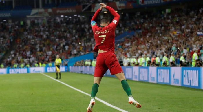 How GPS and Location Played a Significant Role in the 2018 FIFA World Cup
