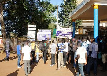 Entebbe Expressway turning Peaceful Nkumba University Chaotic