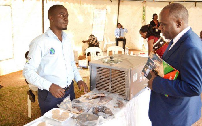 Makerere University, Sida Hold Value Addition Exhibition