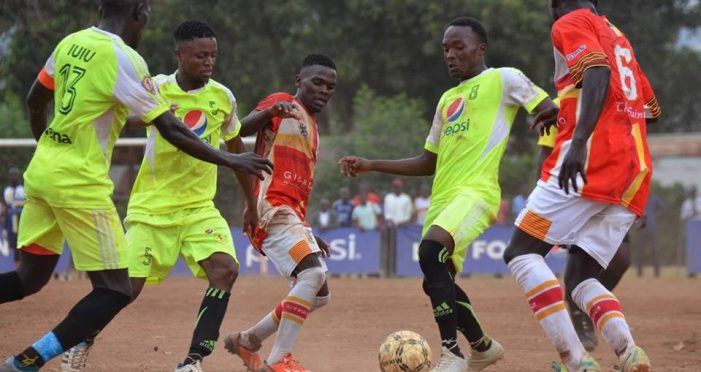 Pepsi University Football League: Uganda Martyrs University Qualifies to Knockout Stage