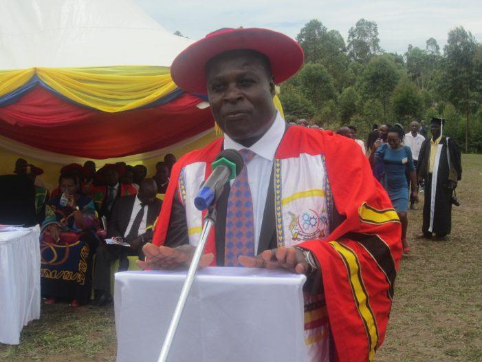 680 graduate at Bushenyi Uganda Technical College (UTC)