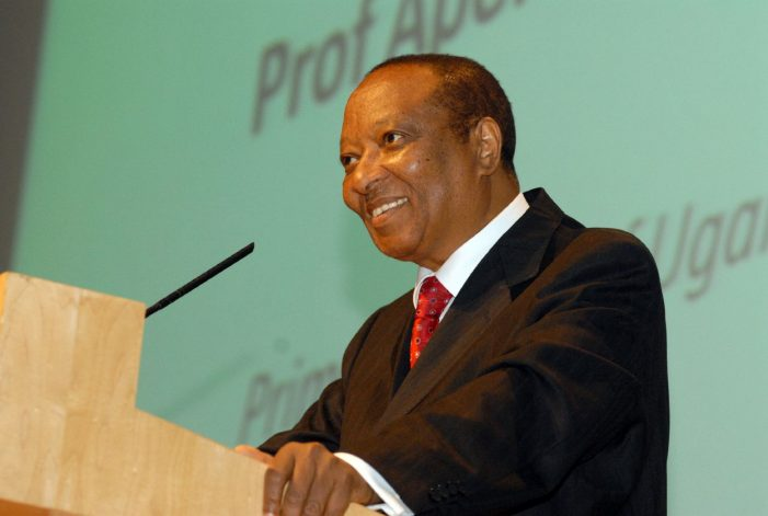 The Life and Times of Prof. Apolo Nsibambi – The First Non-Head-of-State Chancellor of Makerere university