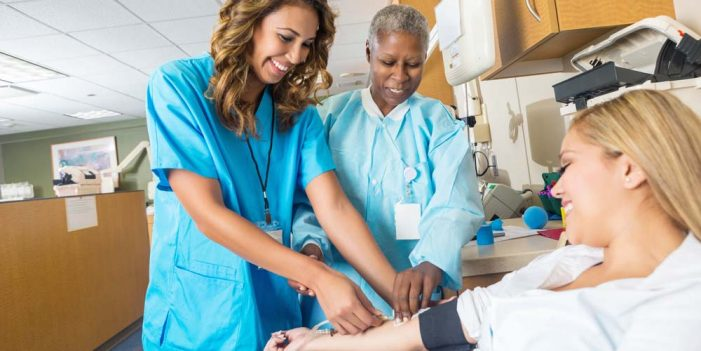 Job of the Day: How To Become A Successful Phlebotomist