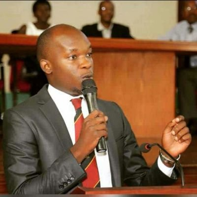 Former Makerere University Guild President, Roy Ssemboga Prying for Kawempe South Seat
