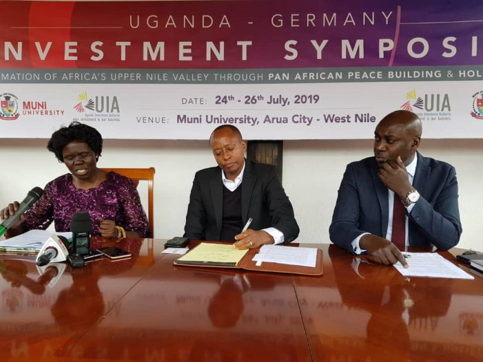 Muni University to Host Uganda – Germany Investment Symposium