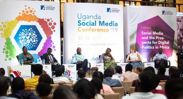 The 2019 Uganda Social Media Conference.