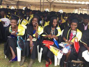 Kabale University Graduates