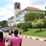 Makerere main building