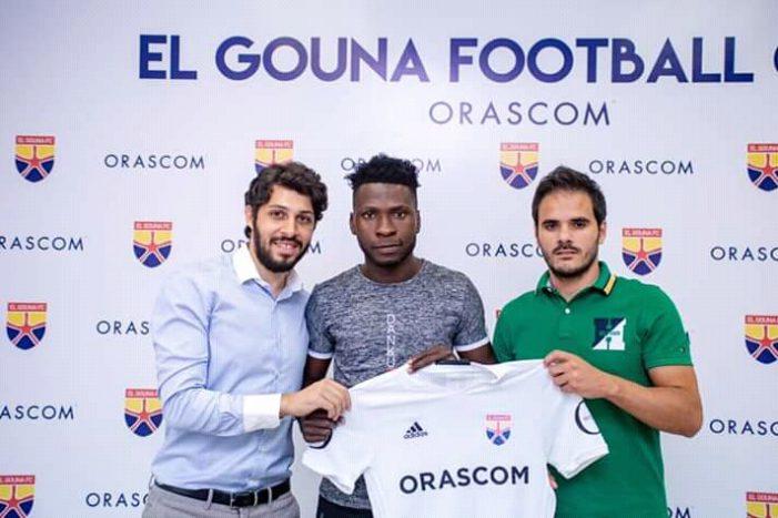 Egyptian El Gouna Sports Club unveils Allan Kyambadde