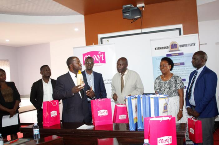 Kyambogo University Partners with Movit to Train Graduates