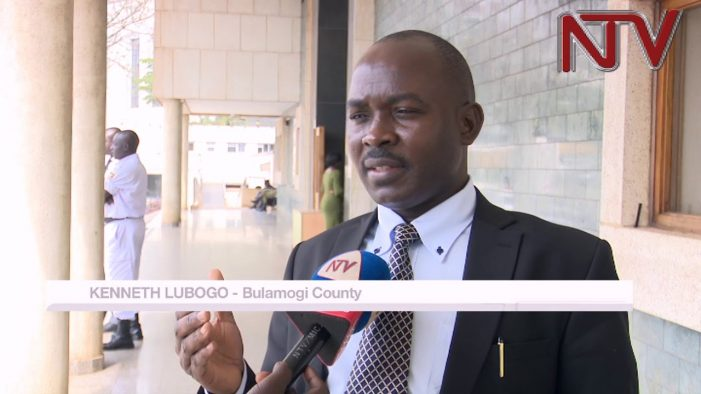 Bulamogi County MP Kenneth Lubogo tasks Government to address issue of striking lecturers