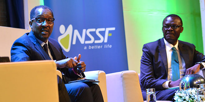 Government tables the NSSF Bill