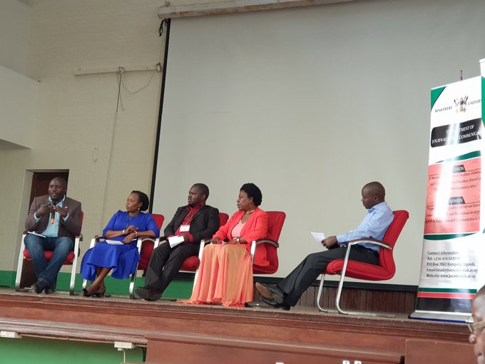 Live Coverage: Celebrating 30 Years of Journalism & Communication at Makerere University