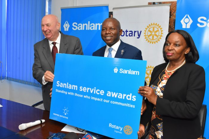 Sanlam Service to Award Outstanding Rotary Club Initiatives
