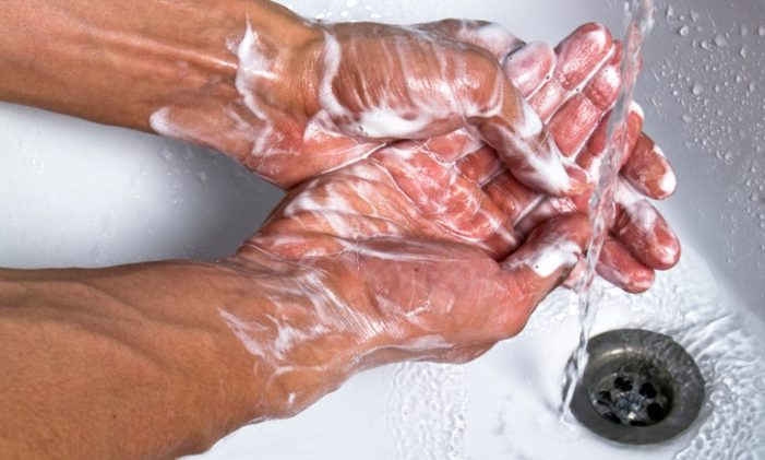 Report: 95% Health Workers in Kampala Don't Wash Hands