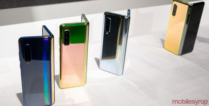 Samsung to  Unveil its Second Foldable Smart Phone