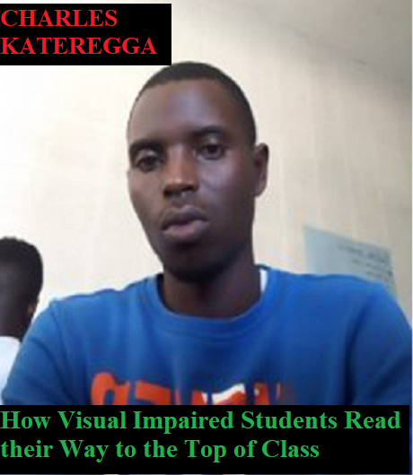 Visual impaired students