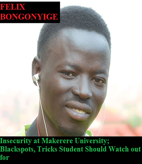 Insecurity at Makerere University