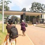 Makerere University Main Gate.