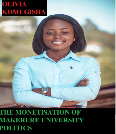 Monetization of Makerere University politics