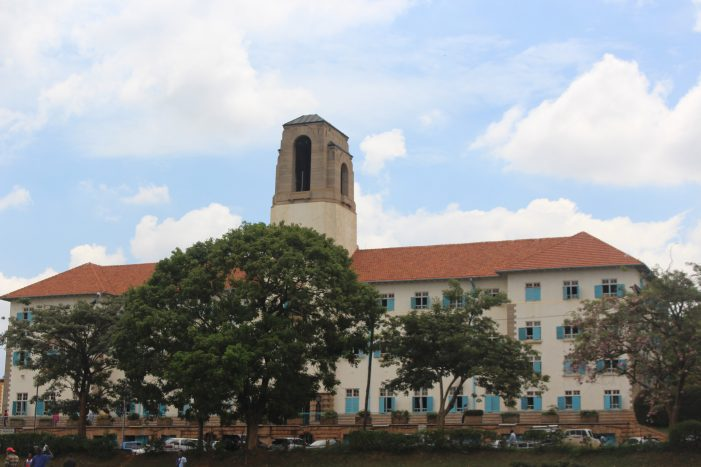 Makerere University, a hidden city on a hill